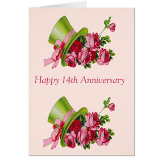 14th Anniversary Gifts On Zazzle