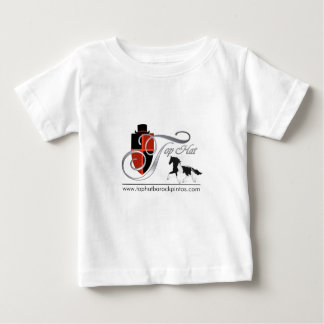 Top Hat Barock Pinto Logo T-shirt