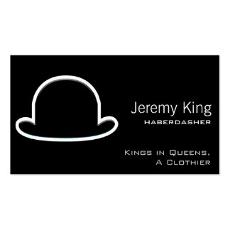 Top Hat Business Card