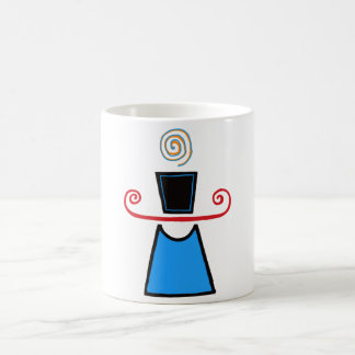 Top Hat Formal Mug
