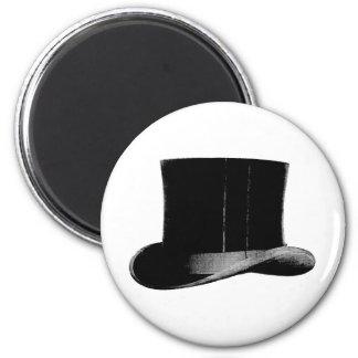 top hat fridge magnets