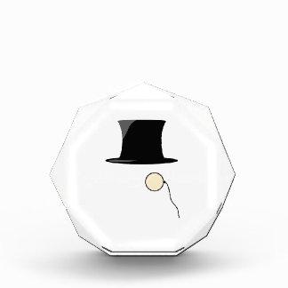Top Hat Monocle Acrylic Award