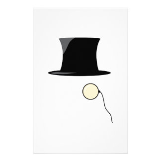 Top Hat Monocle Stationery