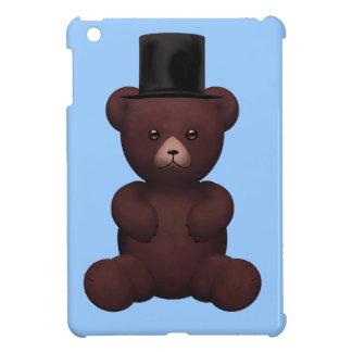 Top hat posh Teddy Bear Cover For The iPad Mini