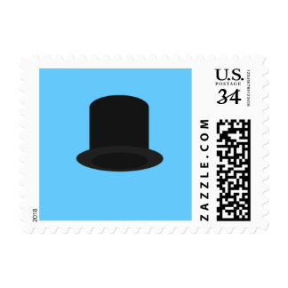 top-hat postage
