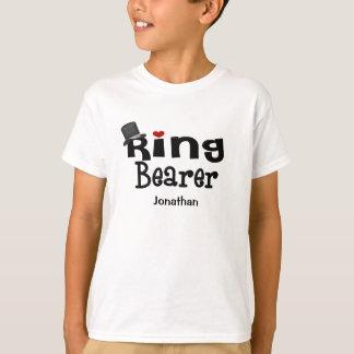 Top Hat Ring Bearer