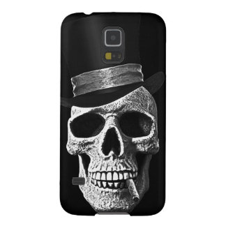 Top hat skull case for galaxy s5
