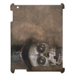 Top Hat Skull Case For The iPad