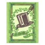 Top Hat St. Patrick's Day Party Invitations!