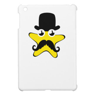 Top Hat Star Cartoon Cover For The iPad Mini