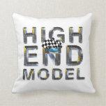 TOP High End Model Throw Pillows