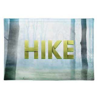 TOP Hike Cloth Placemat