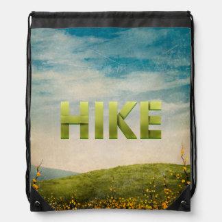 TOP Hike Drawstring Bag