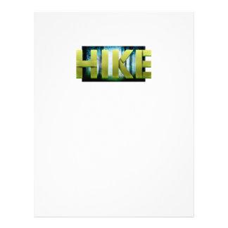 TOP Hike Flyer