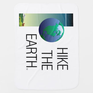 TOP Hike the Earth Baby Blanket
