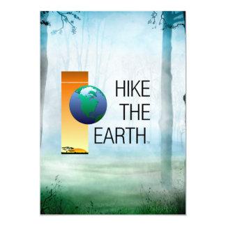TOP Hike the Earth Card
