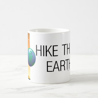TOP Hike The Earth Coffee Mug