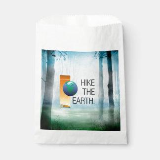 TOP Hike the Earth Favor Bag
