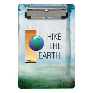 TOP Hike the Earth Mini Clipboard