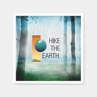 TOP Hike the Earth Napkin