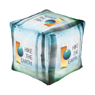TOP Hike the Earth Pouf