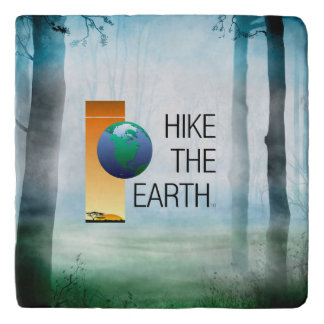 TOP Hike the Earth Trivet