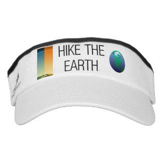 TOP Hike the Earth Visor