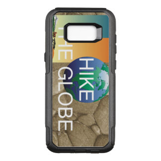 TOP Hike the Globe OtterBox Commuter Samsung Galaxy S8+ Case