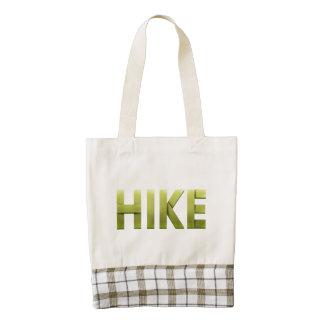 TOP Hike Zazzle HEART Tote Bag