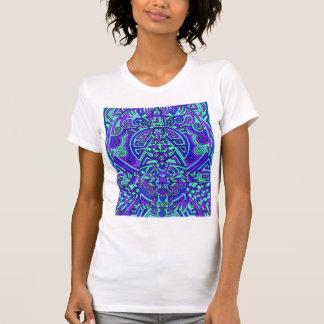 Top Himalayan de las señoras de las inspiraciones Camiseta
