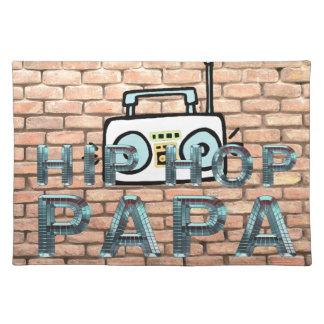TOP Hip Hop Papa Placemat
