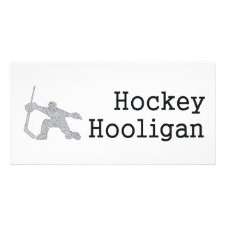 TOP Hockey Hooligan Card