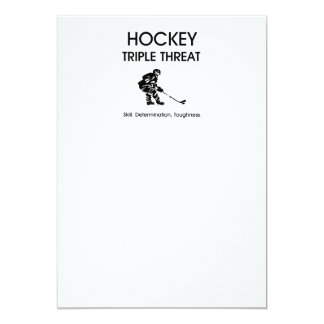 TOP Hockey Triple Threat Invitation