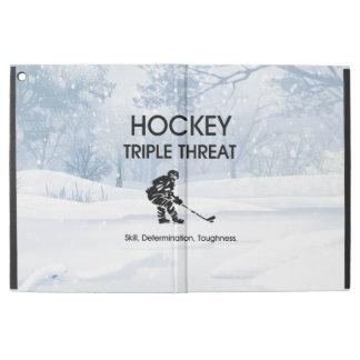 "TOP Hockey Triple Threat iPad Pro 12.9"" Case"