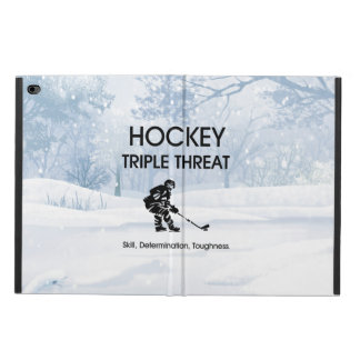 TOP Hockey Triple Threat Powis iPad Air 2 Case