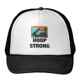TOP Hoop Strong Mesh Hats