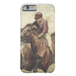 TOP Horse Racing Barely There iPhone 6 Case