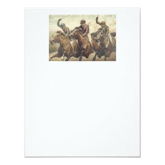 TOP Horse Racing Card