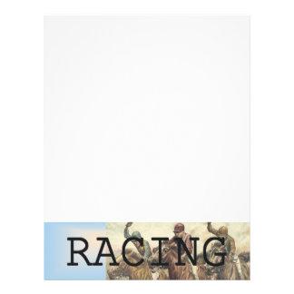 TOP Horse Racing Flyer