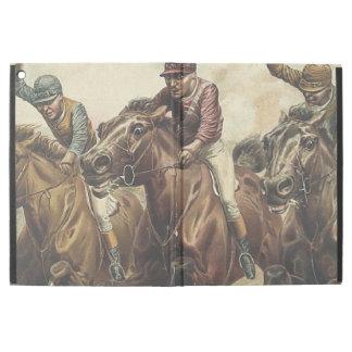 "TOP Horse Racing iPad Pro 12.9"" Case"