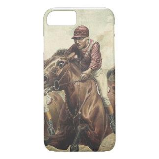 TOP Horse Racing iPhone 8/7 Case