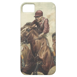 TOP Horse Racing iPhone SE/5/5s Case