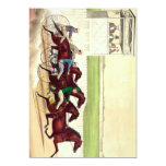 TOP Horse Racing Is My Life 5x7 Paper Invitation Card