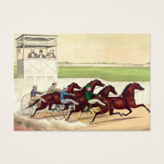 TOP Horse Racing Is My Life Business Card