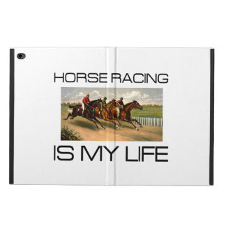 TOP Horse Racing is My Life Powis iPad Air 2 Case