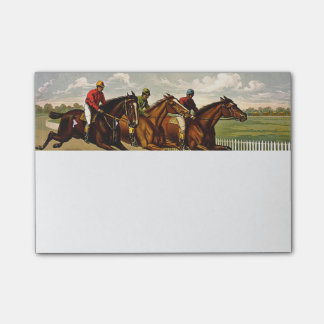 TOP Horse Racing is My Life Post-it® Notes