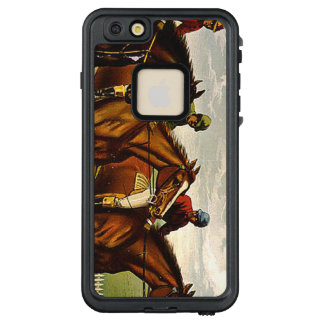 TOP Horse Racing Life LifeProof FRĒ iPhone 6/6s Plus Case