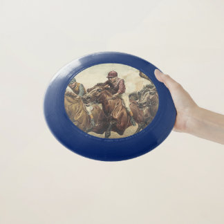 TOP Horse Racing Wham-O Frisbee