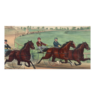 TOP Hot to Trotter Card