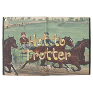 """TOP Hot to Trotter iPad Pro 12.9"""" Case"""